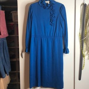 Vintage California Girl Dress Large!!!!